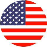 Drapeau : AMERIQUE - USA