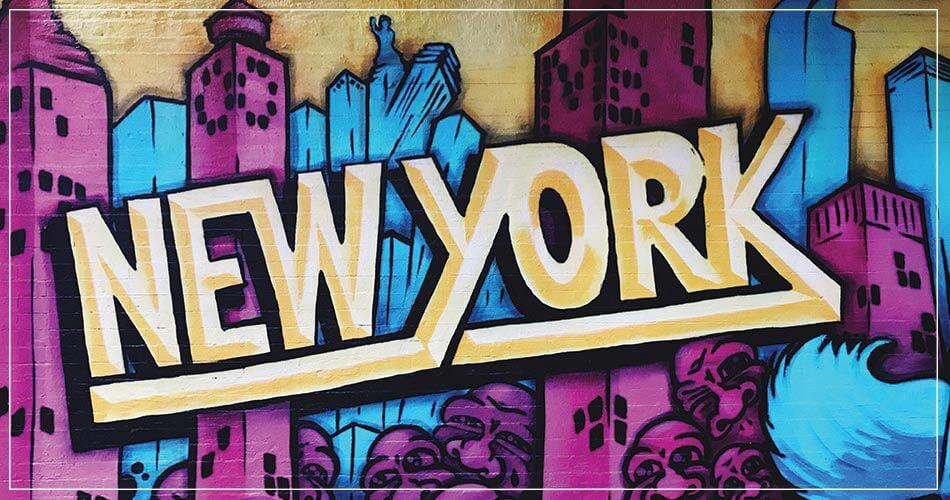 Graffiti de New York (USA)