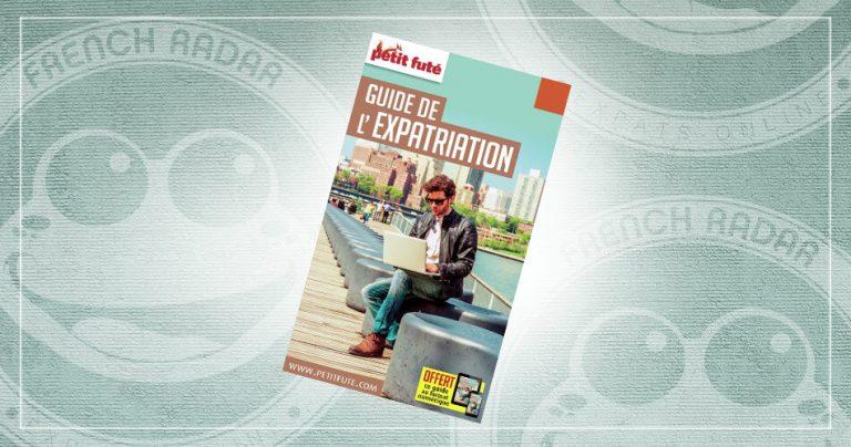 Couverture du guide de l'expatriation 2017