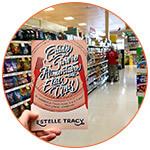 Guide de survie alimentaire aux USA d'Estelle TRACY, auteure française expatriée aux USA