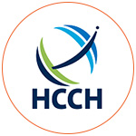Le logo de HCCH