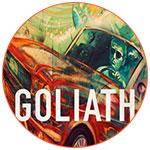 Illustration de l'affiche du film Goliath sur Amazon
