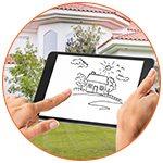 Immobilier : recherche d'une maison sur Ipad. French Radar