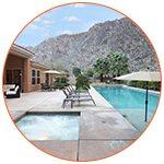 Maison de luxe avec piscine
