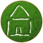 Maison en mousse