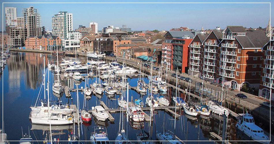 Ipswich port (Royaume-Uni)