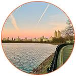Jacqueline Kennedy Onassis Reservoir à Central Park