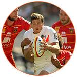 Joueurs australiens de rugby