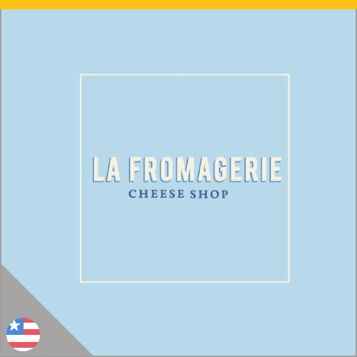 Logo La Fromagerie Cheese Shop