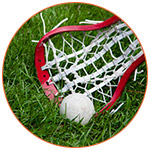 Equipement pour jouer à lacrosse au Canada