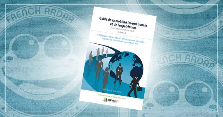Couverture du livre sur l'expatriation : Guide de la mobilité internationale et de l'expatriation