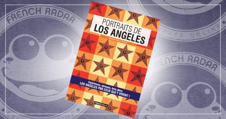 Couverture livre : Portraits de Los Angeles