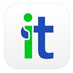 Logo de l'application mobile Credit.com