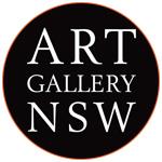 Le logo du Musée : Art Gallery NSW (New South Wales) à Sydney