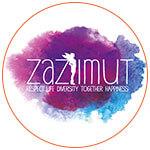 Logo association Zazimut de la chanteuse Zaz