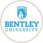 Logo de Bentley University