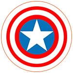 Le logo de Captain America