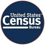 Logo du Census Bureau - United States