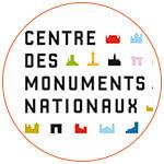 Le logo du Centre des monuments nationaux