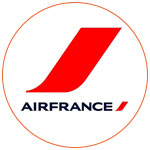 Logo de la compagnie aérienne Air France
