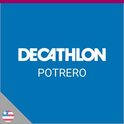 Logo Decathlon Potrero à SF