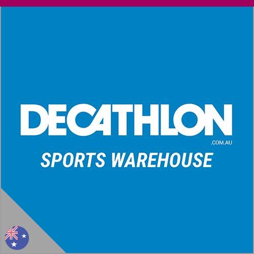 Logo Decathlon Tempe