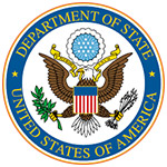Le logo du Department of State USA