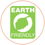 Logo Earth Friendly