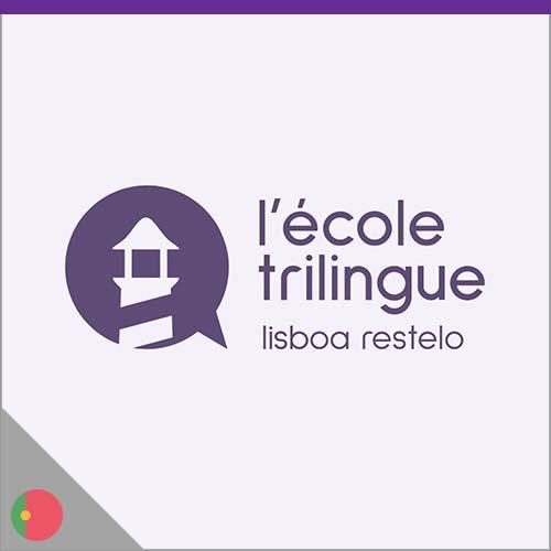 Logo l'école trilingue