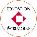 Logo de la Fondation du Patrimoine