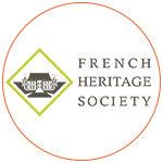 Le logo de French Heritage Society