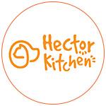 Logo Hector Kitchen, alimentation pour chien