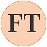 Logo du journal anglais Financial Times