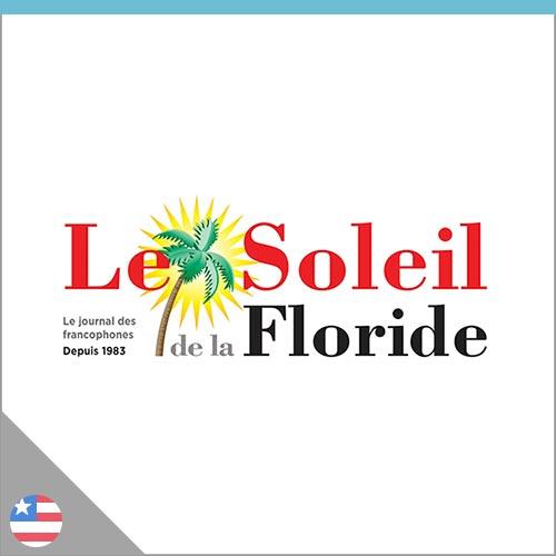 Le soleil de la Floride