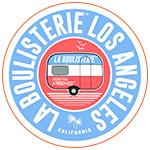 Le logo de La Boulisterie à Los Angeles (USA)