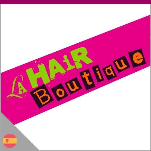 Logo La Hair Boutique