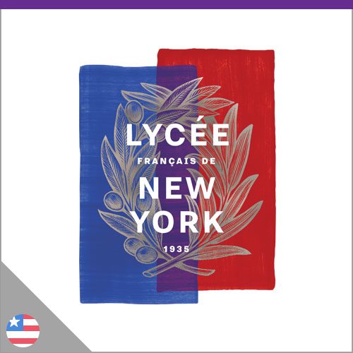 Logo du Lycée Français de New York