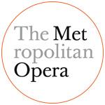 Logo de The Metropolitan Opera à New York