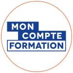 Logo de Mon Compte Formation : moncompteformation.gouv.fr