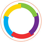 Logo de l'Organisation internationale de la Francophonie (OIF)