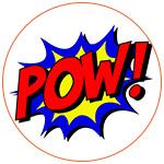 Logo POW!