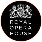 Le logo du Royal Opera House de Londres