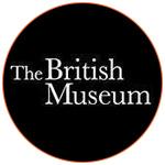 Le logo du Musée : The British Museum à Londres