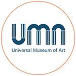 Logo UMA (Universal Museum of Art)