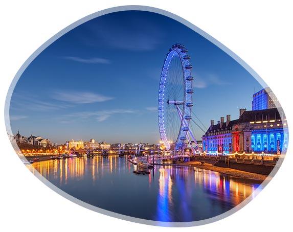 Londres : Attraction touristique London Eye