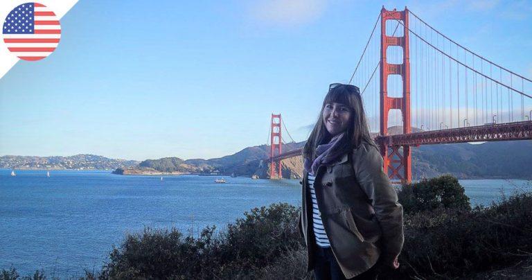 Lucie Danigo, Travel Planer à San Francisco (USA)