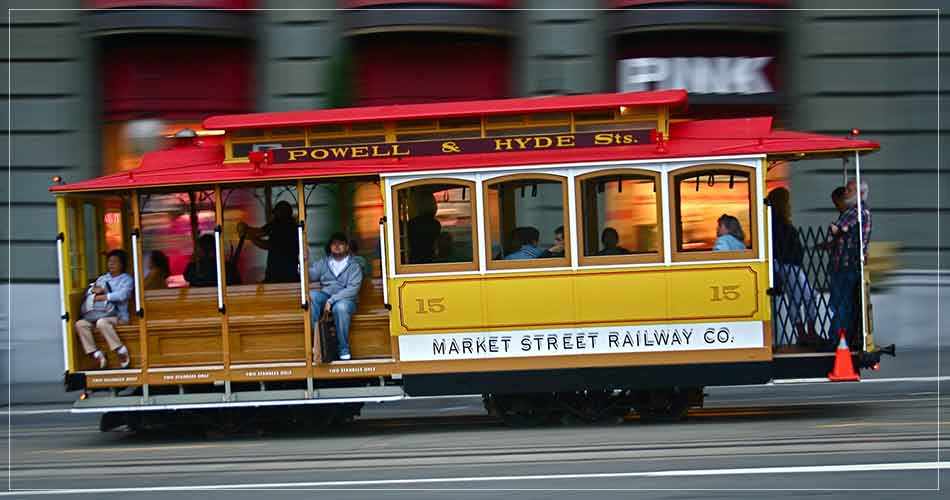 Transports à San Francisco : Market Street Railway