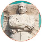 Martin Luther King Jr - USA
