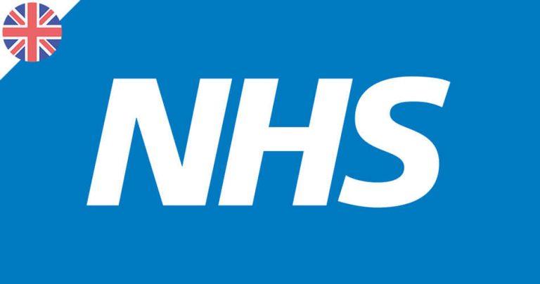 Le logo de National Health Service - NHS