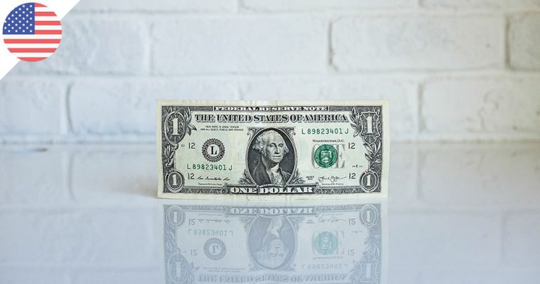 Billet de 1 dollar americain